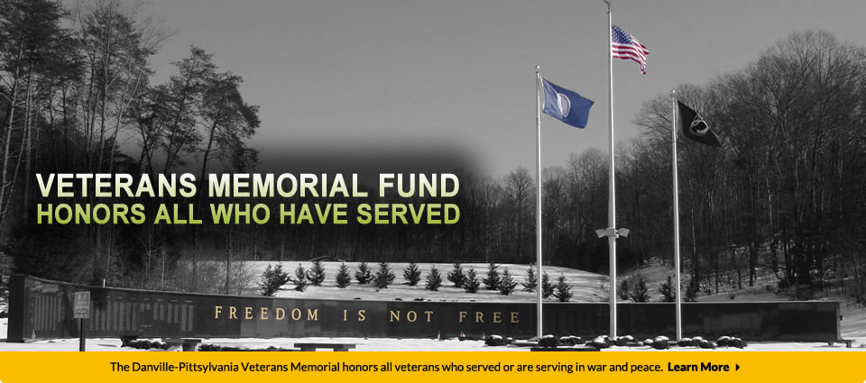 Veterans Memorial Fund Honors All Who Have Served